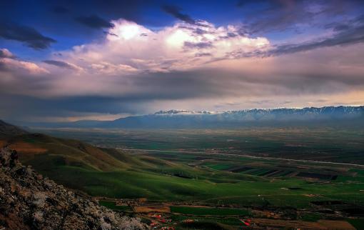慕士塔格峰.帕米尔高原.乡7