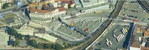 捷克布拉格—布达佩斯 欧洲长途大巴汽车票 电子票