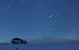 【承德图片】雪后的丰宁坝上
