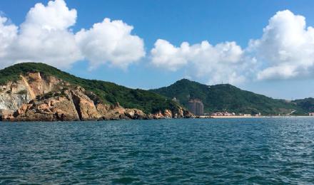嵊泗列岛三日自助游(乘船观光+捕鱼