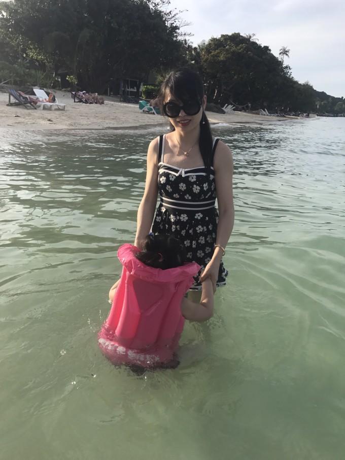 贝小妞看世界之泰国皮皮岛 甲米镇