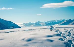 【荥经图片】一个人的川滇大环行之川西篇:冬日里的冰封世界