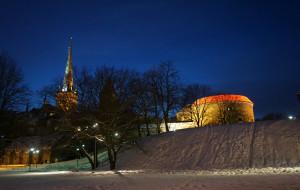 【爱沙尼亚图片】#游记小赛#2016年春节欧洲行之塔林