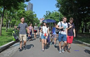 【永康图片】Couchsurfing X 台北X免费徒步之旅。深度在地旅行〜TourMeAway。
