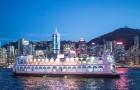 【维港风情】香港洋紫荆游轮夜游维港+超丰富自助晚餐(15:00前可定今日)