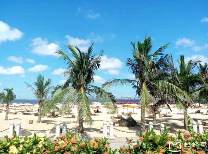 金沙湾海滨浴场