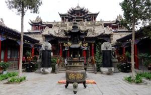 【宁夏图片】2015年夏一路向西之中卫高庙保安寺(补记)
