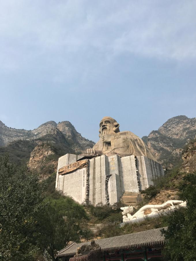 「我们俩」之「圣莲山寻道」,北京自助游攻略 - 马蜂窝