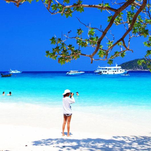 泰国普吉岛斯米兰岛一日游