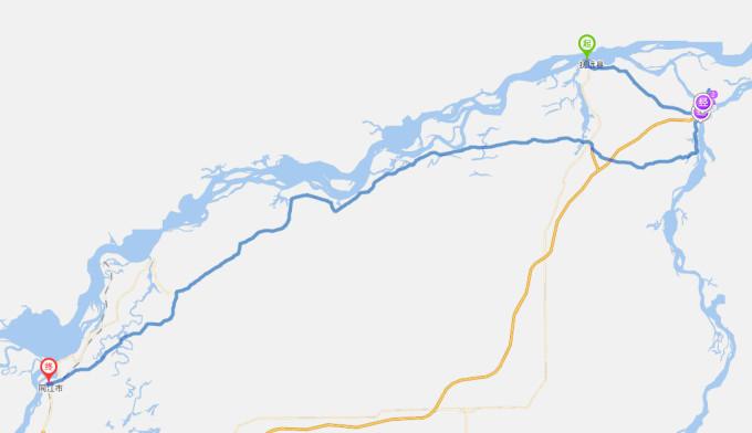 8:30到达乌苏镇,参观乌苏镇东方第一哨,乌苏里江,9:00到达黑瞎子岛