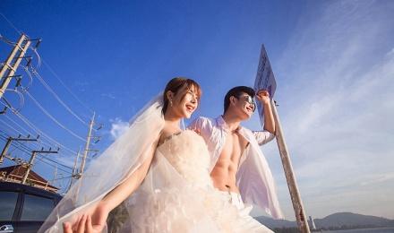 泰国海岛婚纱摄影旅拍