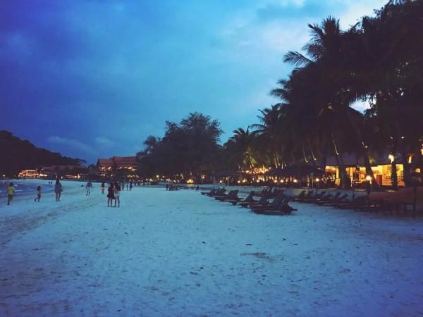 槟城,热浪岛,浪中岛九