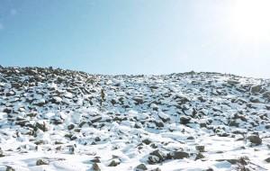 【太白县图片】追着雪景去爬山