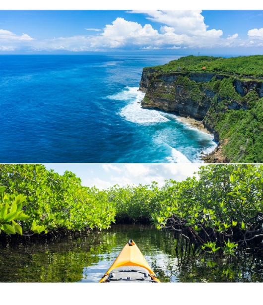 【轻奢蓝梦】巴厘岛蓝梦岛豪华游艇出海一日游