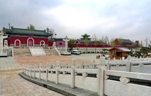 【临朐图片】沂山东镇庙