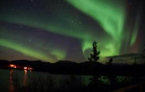 【哥伦比亚图片】加拿大加西落基山脉群&育空极光之旅