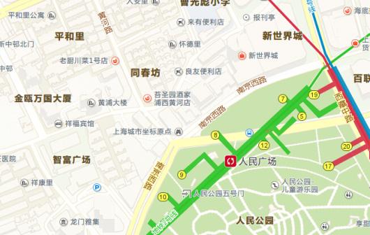 上海人民广场国际
