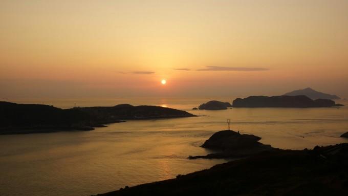 东极岛–大陆最东的岛屿