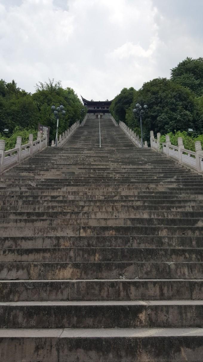 临海江南长城,东湖公园休闲游