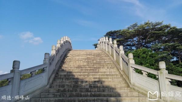 一日游广东佛山顺德 顺峰山公园