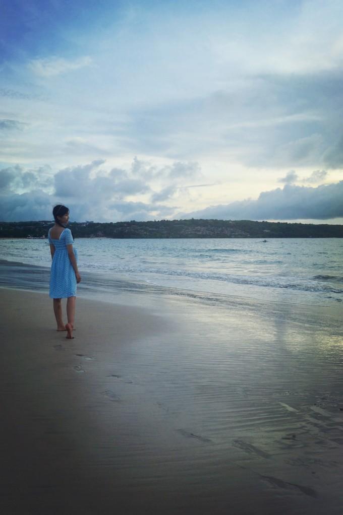 壁纸风景海滩竖屏风景图片