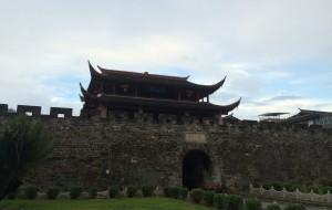 【龙岩图片】这么多古城墙,寻踪与凤凰齐名的千年古城