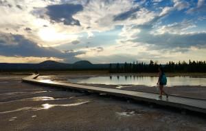 【锡安国家公园图片】沙漠中的荒凉之旅 - 美西西部国家公园