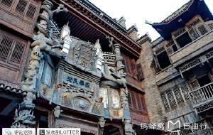 【大圩图片】悠悠大圩古镇及可攀爬的古东瀑布  广西、贵州、湖南自由行(四)