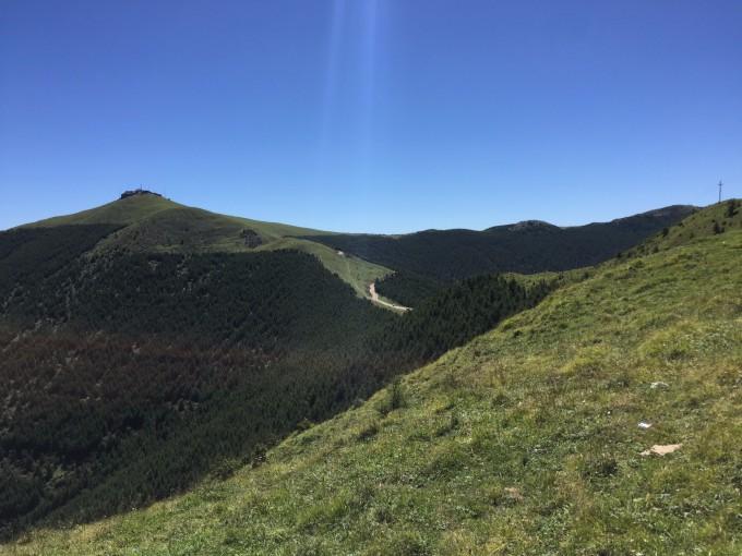 挑战自我的大朝台之旅——五台山徒步二日游