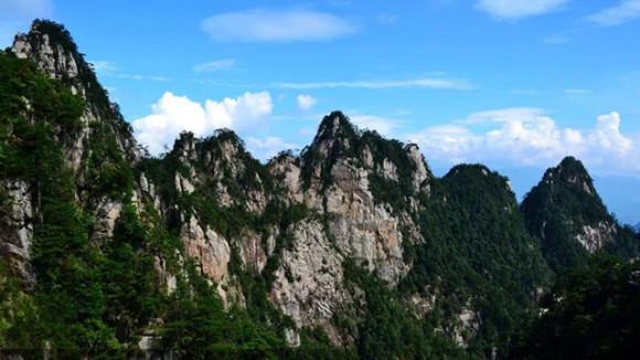 杭州 临安大明山风景区+景区往返巴士小交通