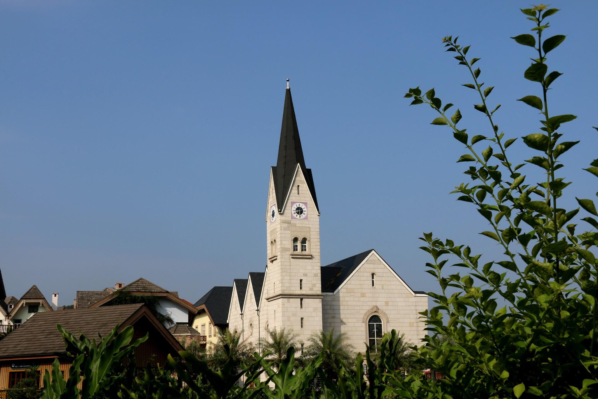 让我们遇见最美的惠州奥地利小镇