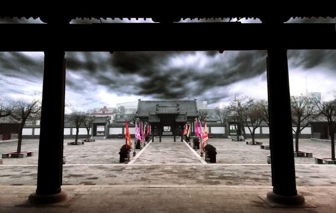 明朝时的河间府任丘_京南第一府——河间府署半日游,河间自助游攻略 - 马蜂窝